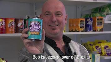 Bob uit Veghel is bang voor de brexit