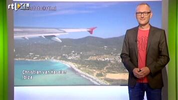 RTL Weer Vakantie Update 11 juni 2013 12:00 uur