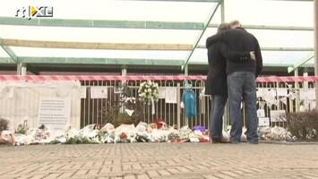RTL Nieuws School busramp wordt 'bedevaartsoord'