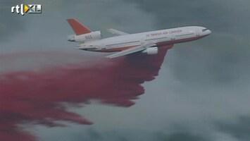 RTL Nieuws Doden bij hevige bosbranden in Californië