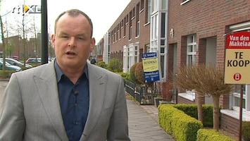RTL Nieuws Huizenmarkt weer slechter geworden
