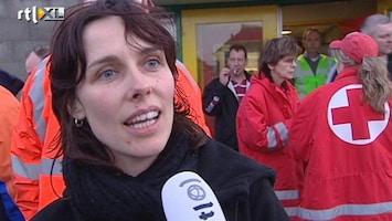 RTL Nieuws 'Wij stonden met tong in hoge water, ME niet'