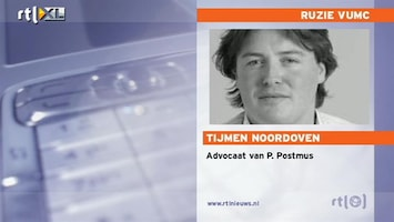 RTL Nieuws Advocaat klokkenluider: arts voelt zich geslachtofferd