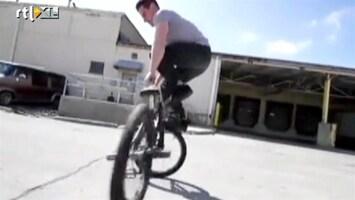 Editie NL Stunten met je BMX