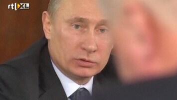 RTL Nieuws Poetin witheet op Clinton