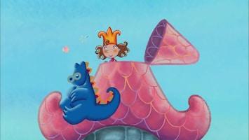 Florrie's Draakjes Koningin voor één dag