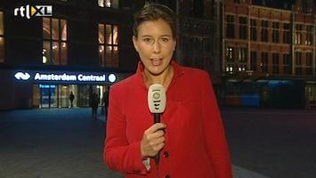 RTL Nieuws 'Nederland moet nog even wennen aan de uitslag'