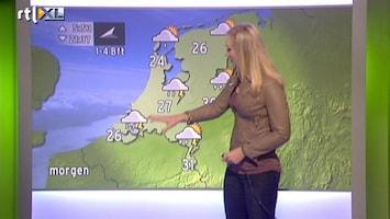 RTL Weer Buienradar Update 26 juli 2013 16:00 uur