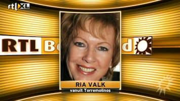 RTL Boulevard Ria Valk geopereerd aan huidkanker
