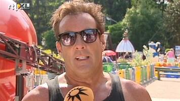 RTL Boulevard Drukke zomer voor Gerard Joling