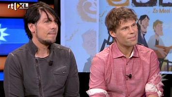 RTL Boulevard De 3j's over hun ode aan Maxima