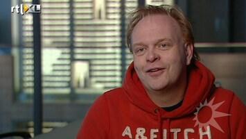 RTL Boulevard Frits Huffnagel is de mol niet