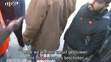 RTL Nieuws Syrië houdt schijn op voor waarnemers