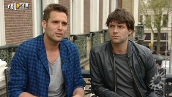 RTL Boulevard Het succesvolle avontuur en een nieuwe single voor Nick en Simon