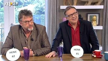Koffietijd - Henk & Henk