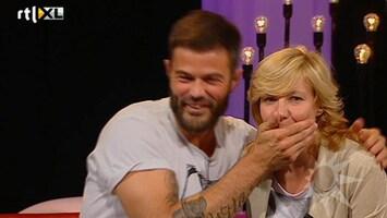 RTL Boulevard Flikker op! met Arie en Claudia