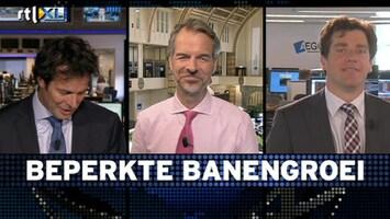 RTL Z Voorbeurs Gaat banencijfers VS vanmiddag tegenvallen?