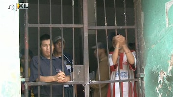 RTL Nieuws Gevangenissen Bolivia bomvol en bankroet