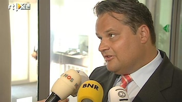 RTL Nieuws De Jager: 'We lijken langzaam uit crisis te komen'