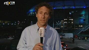 RTL Nieuws 'Wedstrijd was hoopgevend'