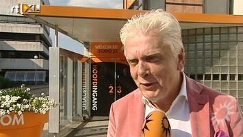 RTL Boulevard Jan Slagter over musical Moeder ik wil bij de revue