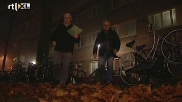 RTL Nieuws Op jacht naar spookburgers in Amsterdam
