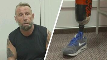 Dima verloor zijn been bij ontvoering MH17-verdachte