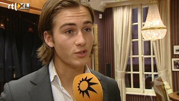 RTL Boulevard Modellencontract zoon Dries Roelvink