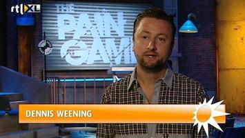 RTL Boulevard Pijnlijk programma met Dennis Weening