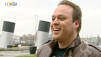 RTL Boulevard Frans Bauer in The Passion