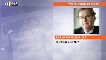 RTL Nieuws Wientjes: Verkoop de banken, maar niet overhaast