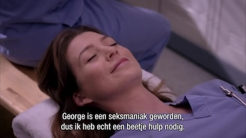 Grey's Anatomy Great expectations