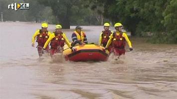 RTL Nieuws Weer watersnood in Australië