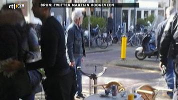 RTL Boulevard Ooggetuige matpartij Holleeder