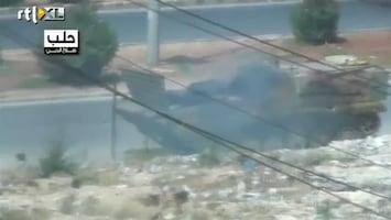 RTL Nieuws Syrisch leger trekt Aleppo binnen