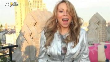 RTL Boulevard Justin Bieber in kerstduet met Mariah Carey