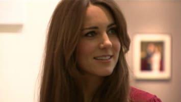 RTL Nieuws Kate Middleton bekijkt eerste officiële portret