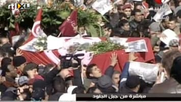 RTL Nieuws Politieke chaos dreigt in Tunesië