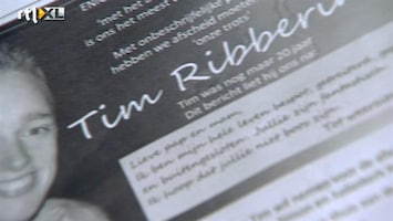 RTL Nieuws Verdriet om suïcide Tim Ribberink