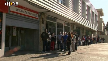 RTL Nieuws Geld jeugdwerkloosheid niet naar Nederland