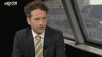 RTL Nieuws Dijsselbloem: Ik heb me niet verkeerd uitgedrukt