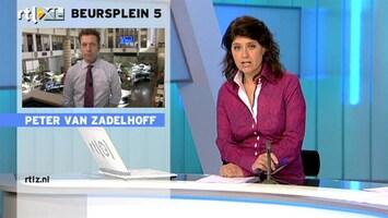 RTL Z Nieuws 12:00 Wanbetalen Grieken kost ons maximaal 8,1 miljard