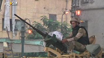 RTL Nieuws Kabinet Egypte in spoedzitting bijeen
