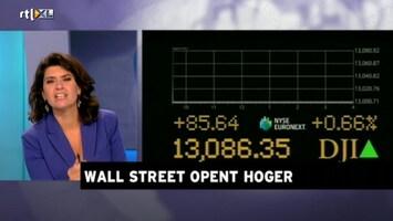 Rtl Z Opening Wall Street - Afl. 174