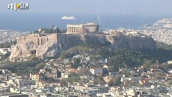 RTL Nieuws Overzicht knelpunten Griekenland