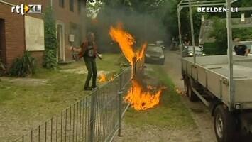 RTL Nieuws Acht jaar cel geëist tegen Limburgse brandbomgooier