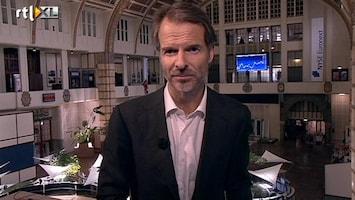 RTL Nieuws 'Eventjes feest op de beurs'