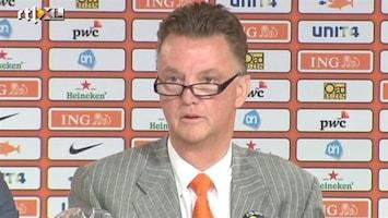 Editie NL Geen gedicht van Van Gaal