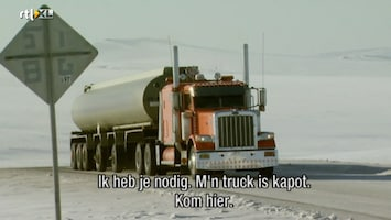 Ice Road Truckers Busted parts & breakdowns