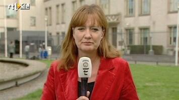 RTL Nieuws 'Spetterend uurtje door gedoe Mladic'